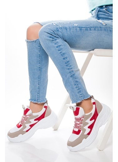 Derithy Sneakers Renkli